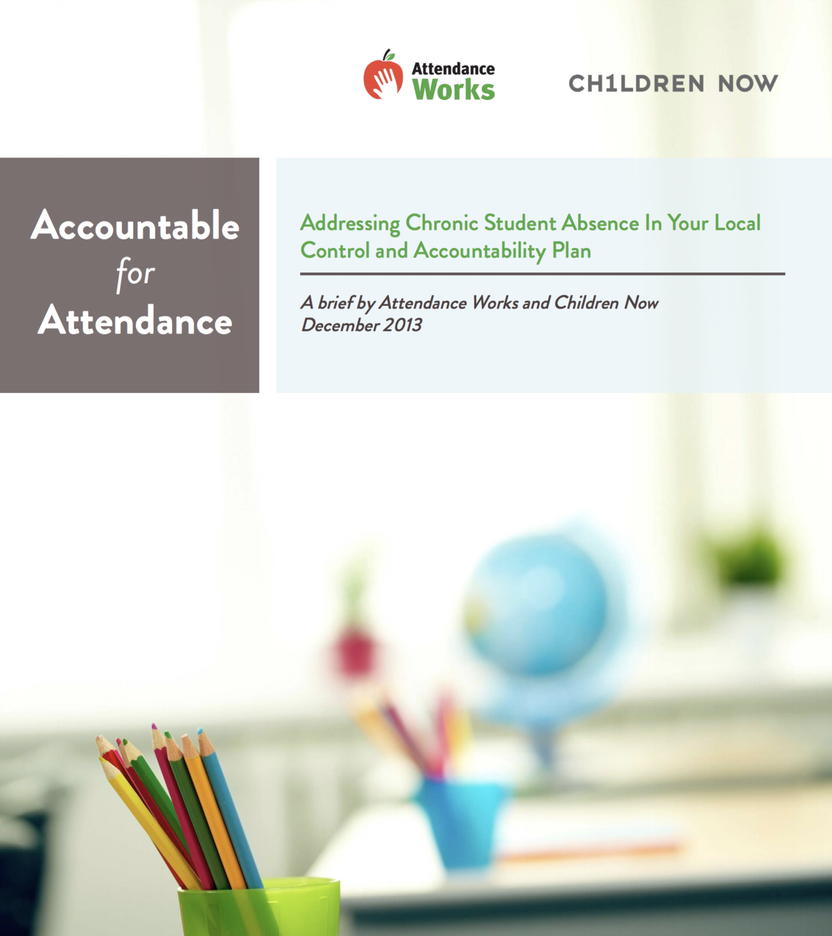 accountable for attendance