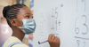 black-african-girl-face-mask-white-board-cropped